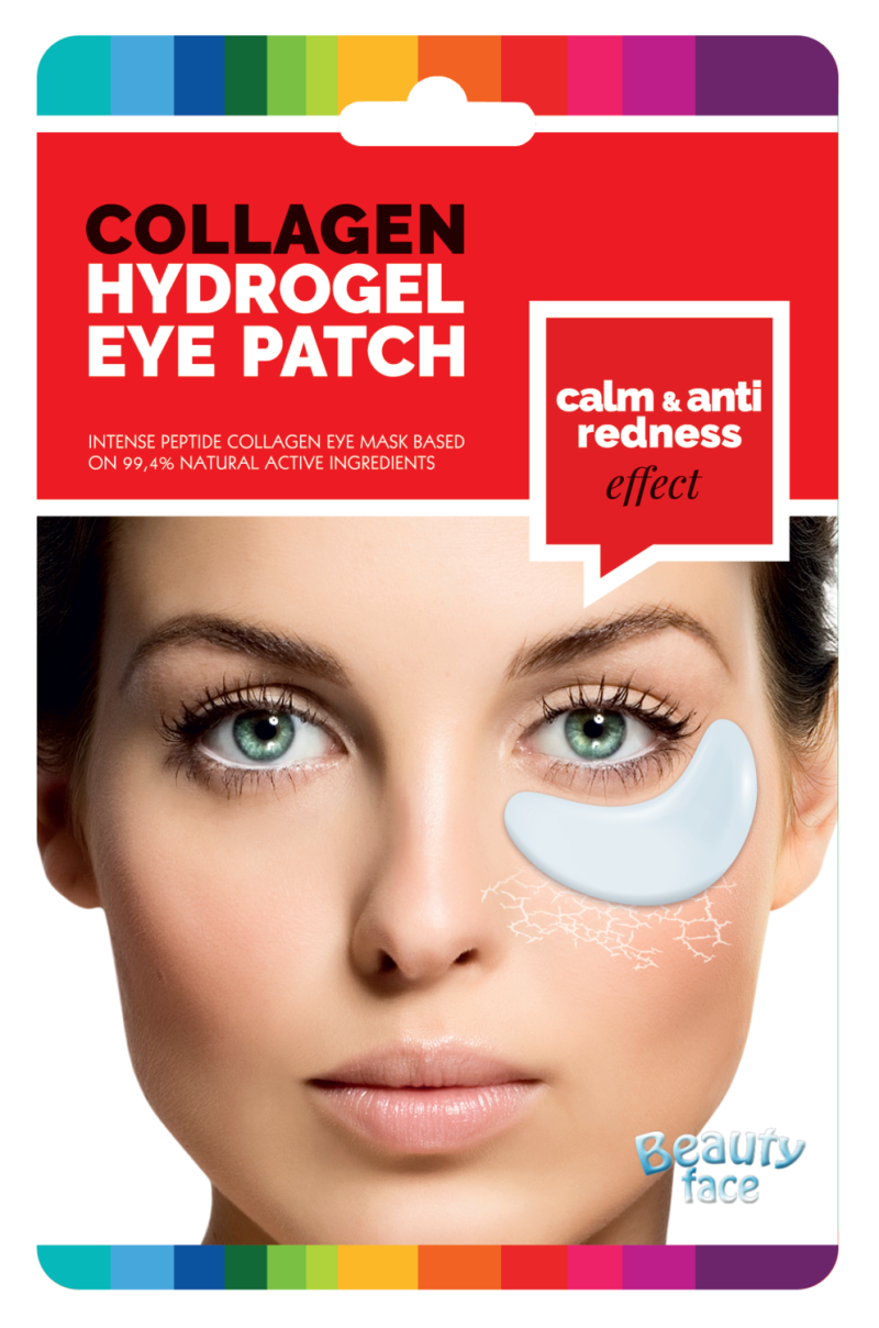 Beauty Face Eye Patch - Calming & anti redness