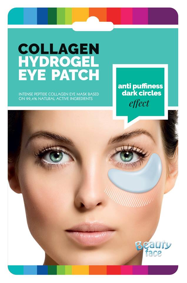 Beauty Face Eye Patch - Donkere kringen en gezwollen huid
