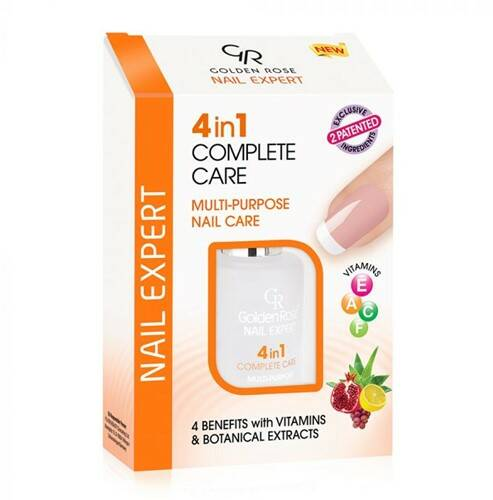 Golden Rose 4-in-1 Complete Care Nails