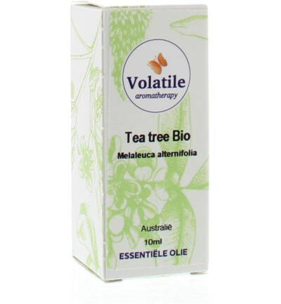 Volatile Tea Tree Olie 10ml