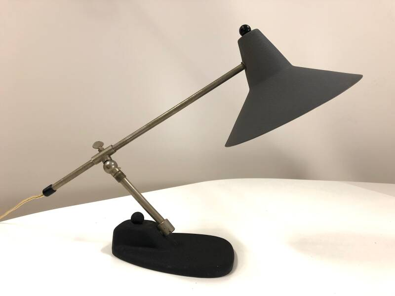 Small fifties table lamp