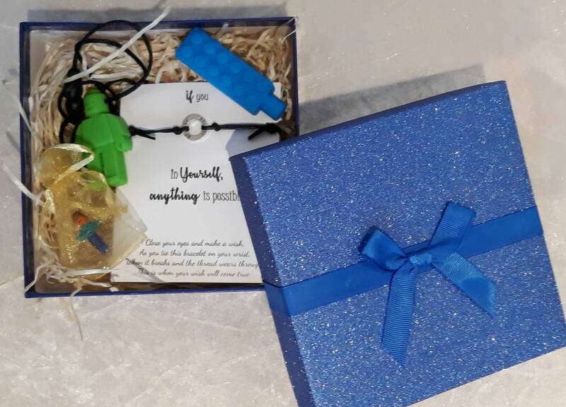Feel good geschenkbox jongen