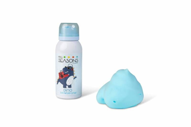 Shower Foam Dino 100 ml