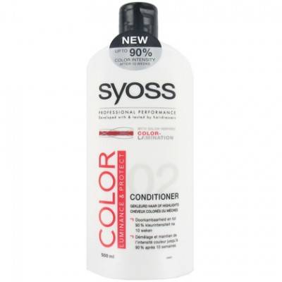Syoss Conditioner – Color Protect 500ml