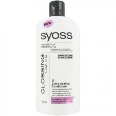Syoss Conditioner – Glossing Shine Seal 500ml