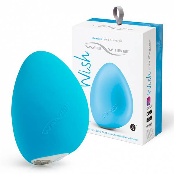 We-Vibe WISH (Blauw)
