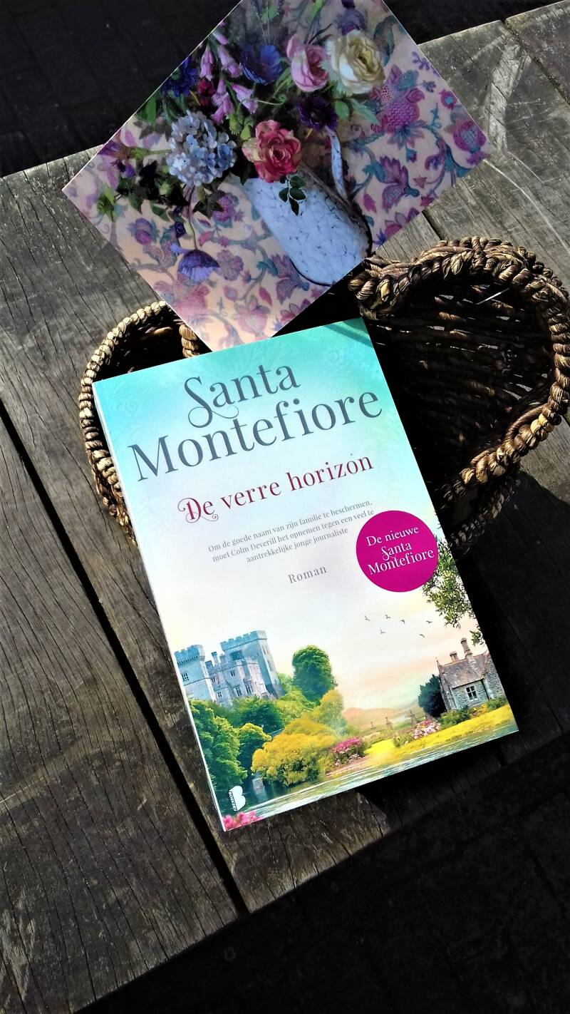 De verre horizon - Deverill 5 - Santa Montefiore