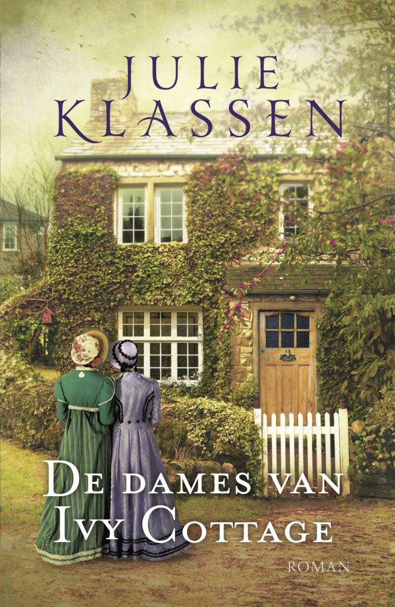 De dames van Ivy Cottage - Ivy Hill 2 -Julie Klassen