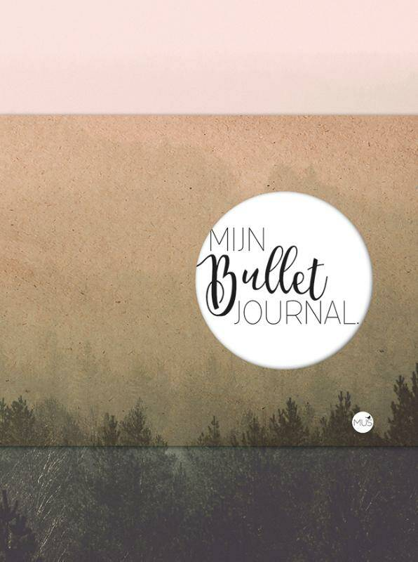 Mijn bullet journal-MUS