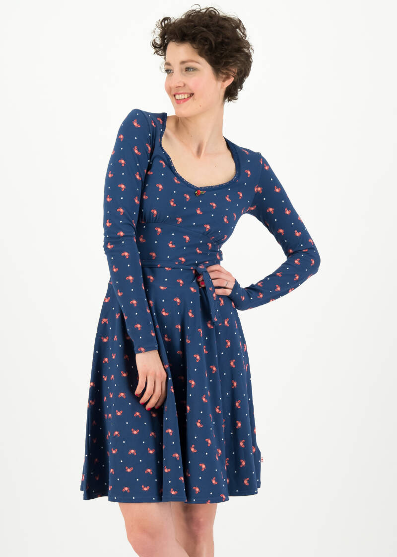 Ode to the woods dress - Mr crab