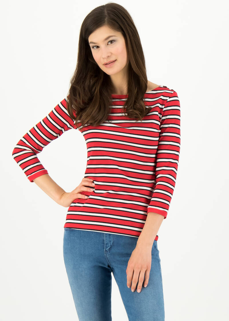 Harbour d'amour shirt - les stripes