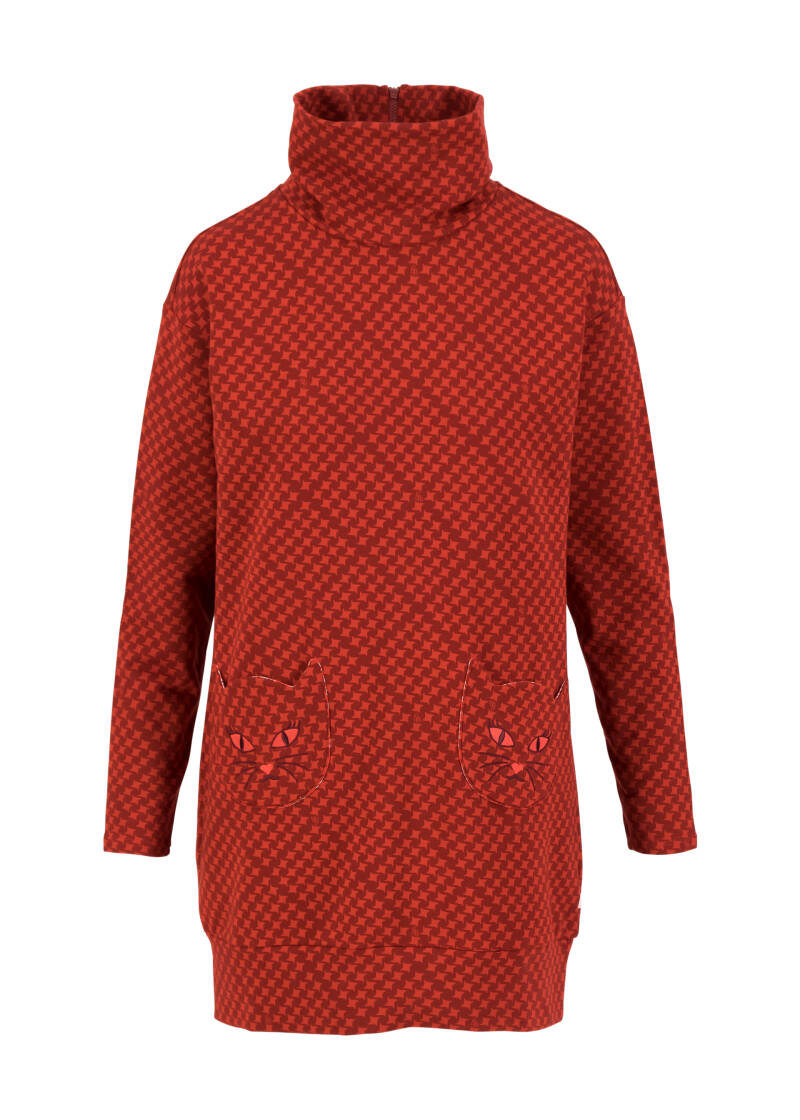 Fall and friends long sweater - Suitcase grace