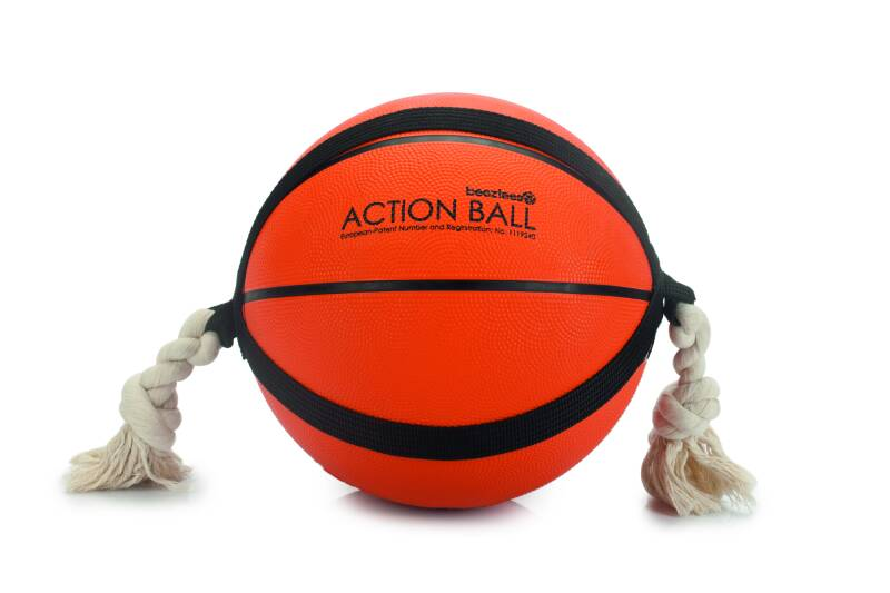 Action Bal basketbal