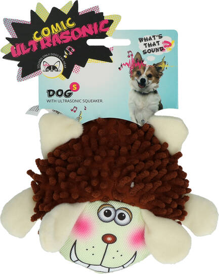 Comic Ultrasonic Dog S