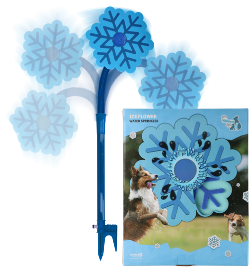 CoolPets Ice Flower Sproeier