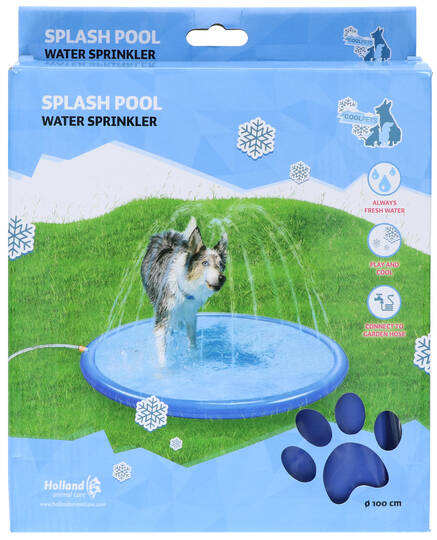 CoolPets Splash Pool Sproeier