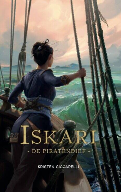 Iskari dl 3 De piratendief (15+)