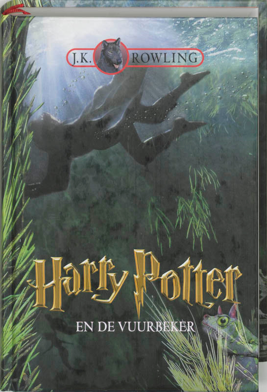 Harry Potter en de vuurbeker dl 4 (15+)