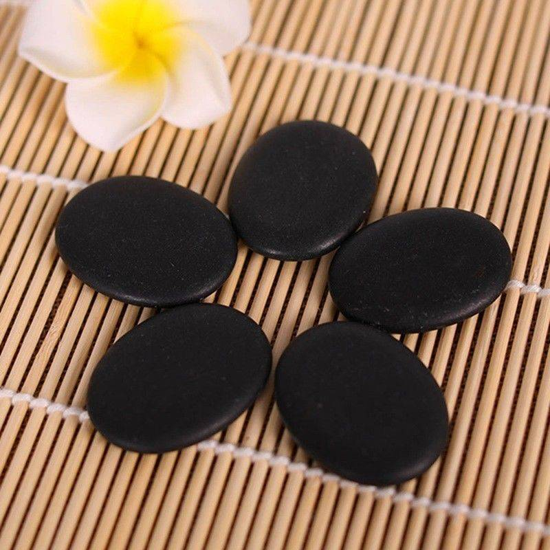 Basalt 3 hot stones voor massage