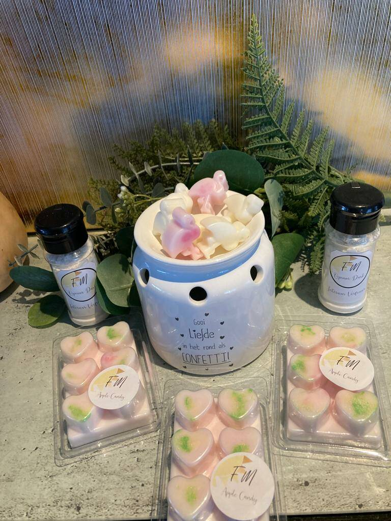 Wax Melts 6 pack Candy Apple