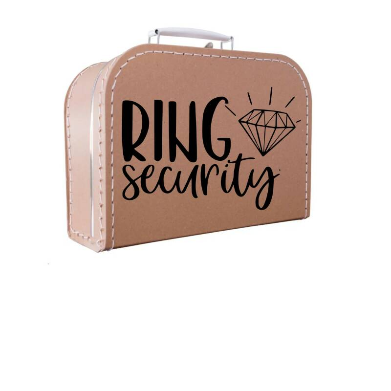 STICKER RING SECURITY