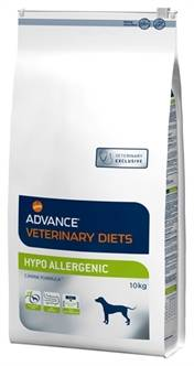 ADVANCE HOND VETERINARY DIET HYPO ALLERGENIC  (meer)
