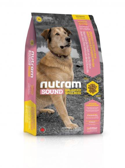 Nutram, Adult Dog S6 (wie18706)