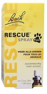BACK RESCUE SPRAY PETS 20 ML (me)