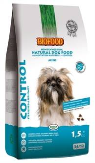 BIOFOOD CONTROL SMALL BREED (meer)