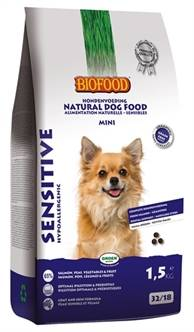 BIOFOOD SENSITIVE SMALL BREED (meer)