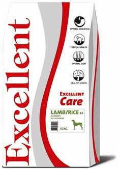 EXCELLENT CARE LAMB/RICE 24 (meer)