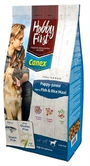 HOBBYFIRST CANEX PUPPY/JUNIOR BROCKS RICH IN FISH & RICE MAXI (me)