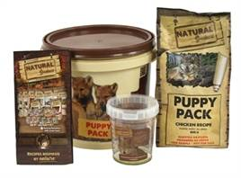 NATURAL GREATNESS PUPPY PACK CHICKEN RECIPE (me)