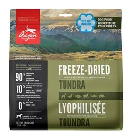 ORIJEN FREEZE-DRIED DOG TUNDRA (me)