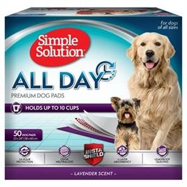 SIMPLE SOLUTION ALL DAY PREMIUM DOG PADS (me)