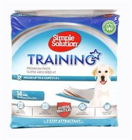 SIMPLE SOLUTION PUPPY TRAINING PADS XL (me)