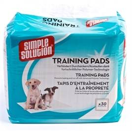 SIMPLE SOLUTION PUPPY TRAINING PADS (me)