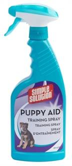 SIMPLE SOLUTION PUPPY TRAINING SPRAY (me)