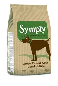 SYMPLY LARGE BREED ADULT LAM / RIJST (me)