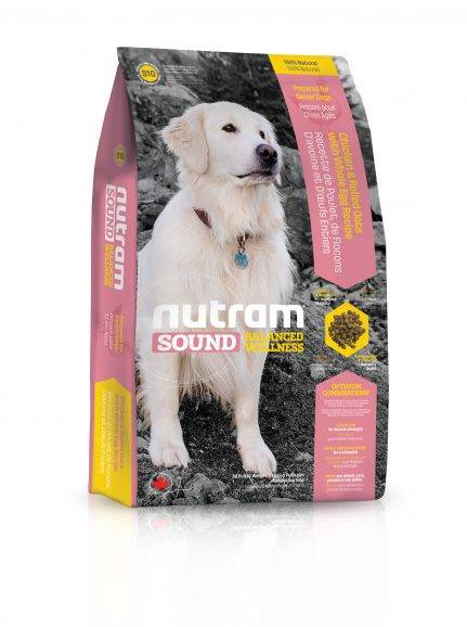 Nutram, Senior Dog S10 (wie18716)