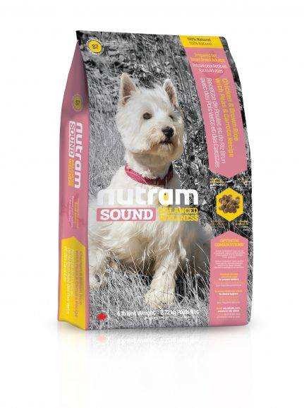 Nutram, Small Adult Dog S7 (wie18713)