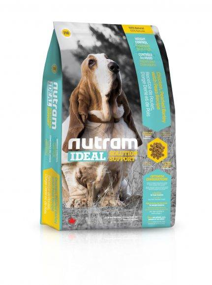Nutram,Weight Dog I18  (wie18720)