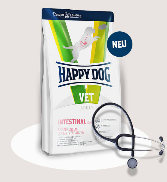 Happy Dog, Intestinal Low Fat