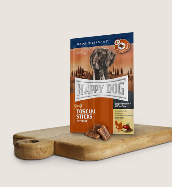 Happy Dog Snacks - Tasty Toscana Sticks