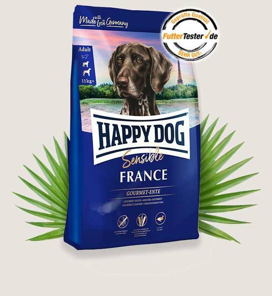 Happy Dog, Sensible France