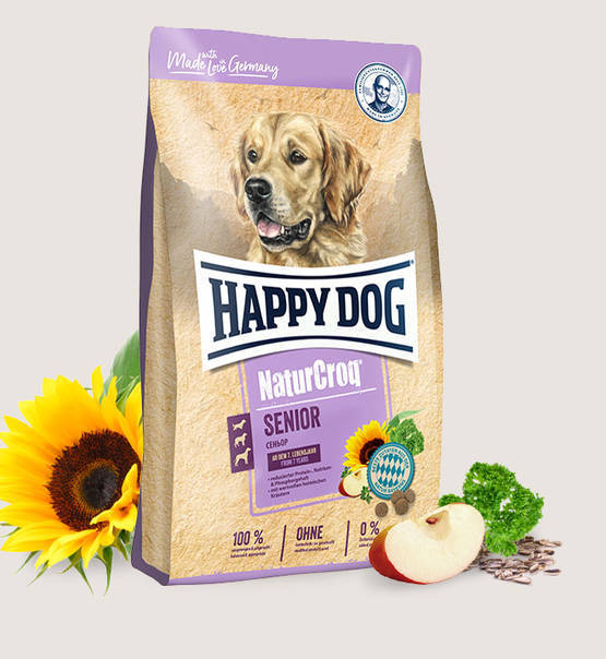 Happy Dog Premium - NaturCroq Senior