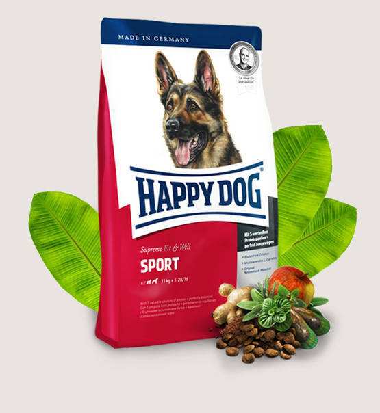 Happy Dog, Supreme Fit&Well - Adult Sport