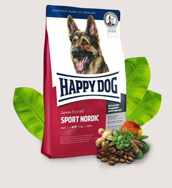 Happy Dog, Adult Sport Nordic