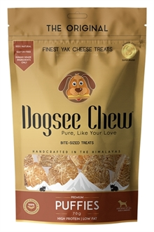 DOGSEE CHEW PUFFIES 70 GR  ME390877