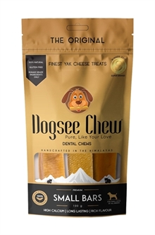 DOGSEE CHEW SMALL BARS 100 GR  ME390874